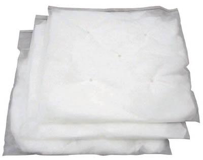 クレシア クレシアオイル吸着マット パワフルECO 500【60910】(清掃用品・吸収材)