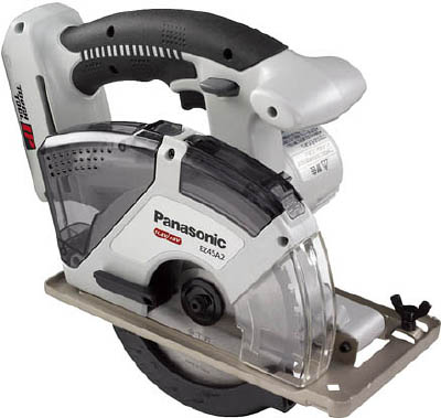 Panasonic 【DUAL】充電パワーカッター本体のみ(金工刃付)【EZ45A2XM-H】(電動工具・油圧工具・小型切断機)