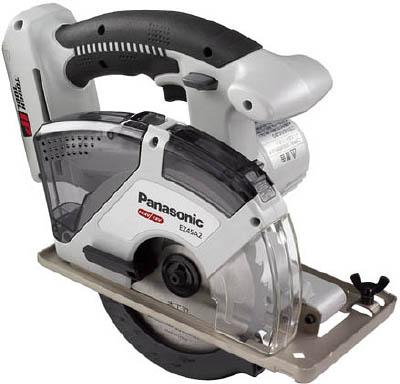 Panasonic 【Dual】充電パワーカッター本体のみ(木工刃付)【EZ45A2XW-H】(電動工具・油圧工具・小型切断機)