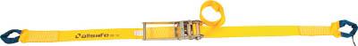 想像を超えての ラチェット式しぼり75仕様(超重荷重)【RL7I17】(吊りクランプ・スリング・荷締機・荷締機):リコメン堂生活館 allsafe ベルト荷締機-DIY・工具