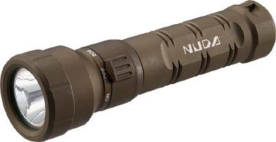 TRUSCO 充電式防水LEDライト NUDA 320ルーメン OD色【TLWN-320-OD】(作業灯・照明用品・懐中電灯)