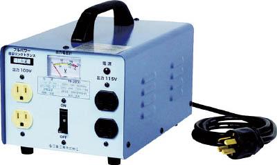 日動 変圧器 降圧専用トラパック 2KVA【TB-200D】(コードリール・延長コード・変圧器(トランス))