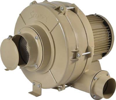 昭和 電動送風機 多段シリーズ(0.4kW)【U75-H2】(環境改善機器・送風機)(代引不可)