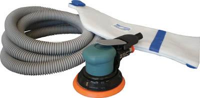 玄関先迄納品 NCA 吸塵タイプ【SPRT5VP ダブルアクションサンダー MG】(空圧工具・エアサンダー):リコメン堂生活館-DIY・工具
