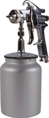 TRUSCO スプレーガン吸上式 ノズル径Φ1.8 1Lカップ付セット【TSG-508S-18S】(塗装・内装用品・スプレーガン)
