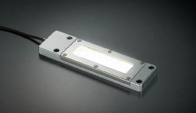 スガツネ工業 LEDタフライト新1型 500lx昼白色(220ー026ー705)【SL-TGH-1-24-WNSL】(作業灯・照明用品・装置照明)