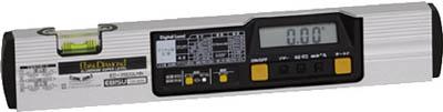 エビスダイヤモンド 磁石付デジタルレベル 350mm【ED-35DGLMN】(測量用品・水平器)