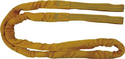 TESAC ブルースリングソフトE形(両端アイタイプ)【TBSE3.2TX2M】(吊りクランプ・スリング・荷締機・ラウンドスリング)