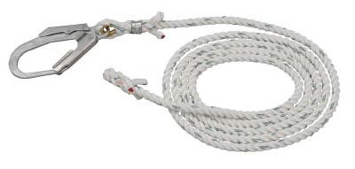タイタン 垂直親綱【TSR-24-10】(保護具・安全帯)