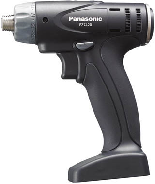 Panasonic 充電ドリルドライバー【EZ7420X-B】(電動工具・油圧工具・ドリルドライバー)