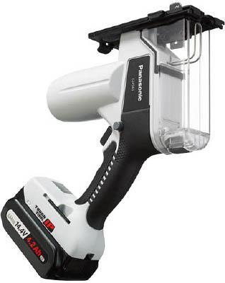 Panasonic 角穴カッター 14.4V 4.2Ah(ブラック)【EZ4543LS2S-B】(電動工具・油圧工具・小型切断機)(代引不可)
