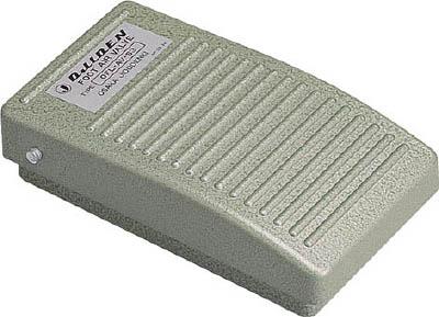 オジデン フットスイッチ【OFL-AV-S3】(空圧・油圧機器・切替弁)