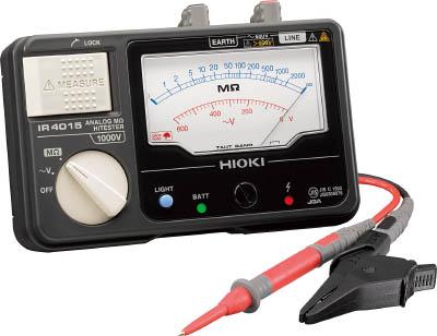 HIOKI メグオームハイテスタ【IR4015-10】(計測機器・電気測定器)