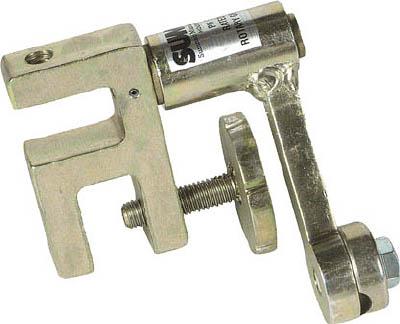 アサダ ロータリーアースクランプ【S780435】(溶接用品・電気溶接用品)【送料無料】