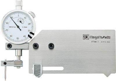 SK 溶接ゲージ【FDW-1】(測定工具・ゲージ)