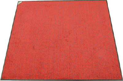 コンドル (吸水用マット)ECOマット吸水 #7 赤【F-166-7 R】(床材用品・マット)