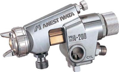 アネスト岩田 大形自動ガン ノズル口径 Φ1.2 WA200122P