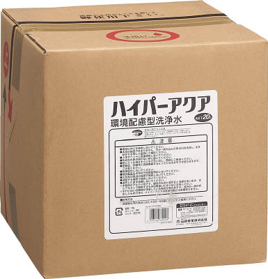 コンドル (洗剤)ハイパーアクア 20L CH560200XMB