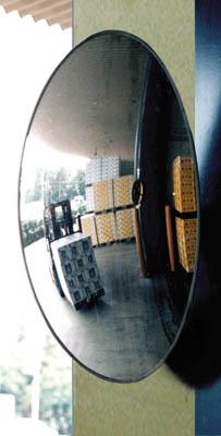 コミー フォーク出口ミラー 柱用 350×550 B55K