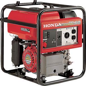 HONDA 発電機 2.6kVA(交流専用) EB26K1JN
