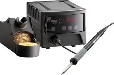 グット 鉛フリー用温調ハンダコテD表示 RX802AS