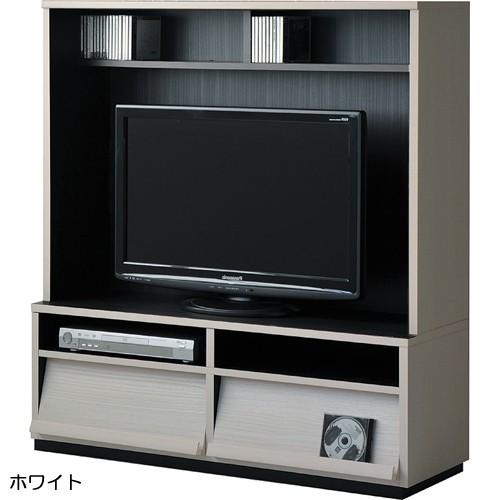 【wal-fit ウォルフィット】 TVキャビネット WF-1212TV ホワイト (代引不可)【送料無料】