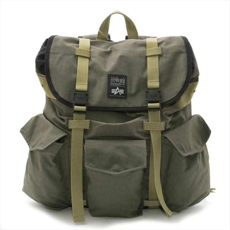 257ee8ba850c アリスパックと呼ばれるミリタリーでは代表的なバッグパックです。ポケットが沢山付いているので収納抜群。長時間重い荷物をいれても衝撃を吸収してくれるショルダー  ...