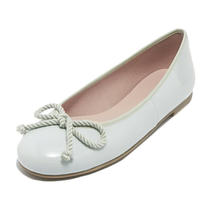 Pretty Ballerinas バレエシューズ ROSARIO SHADE 35663-9001 レディース MARMOL ライトブルー プリティ・バレリーナ【送料無料】