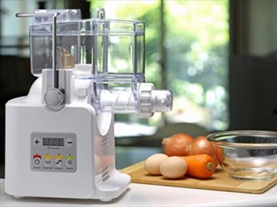 ヌードルメーカー RLC-NM300 製麺機 家庭用 ラーメン製麺機 うどん製麺機 パスタマシン そば製麺機 自家製 とてもコシのある麺が作れます!(代引き不可)【送料無料】