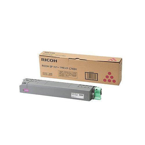 RICOH RICOH SPトナー マゼンタC740H 600586