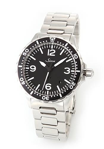 """ジン Sinn メンズ 腕時計 657 Pilot""""s Watch メンズ 自動巻き パイロットウオッチ 657 メタル【送料無料】"""