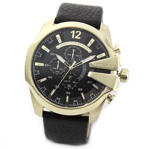 ディーゼル DZ4344 メンズ 腕時計 人気のデカ系クロノグラフウオッチ【送料無料】