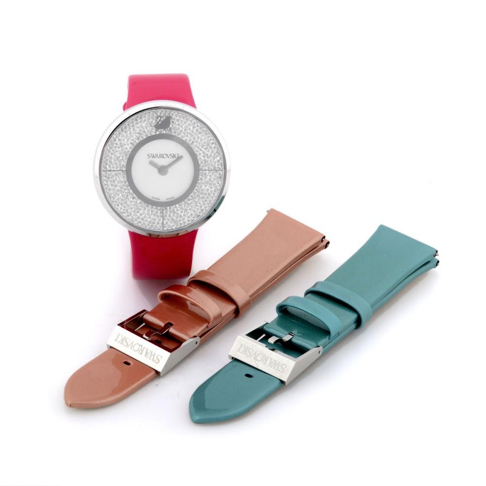 スワロフスキー SWAROVSKI 5096698 Crystalline (クリスタルライン) 替えストラップセット 腕時計【送料無料】