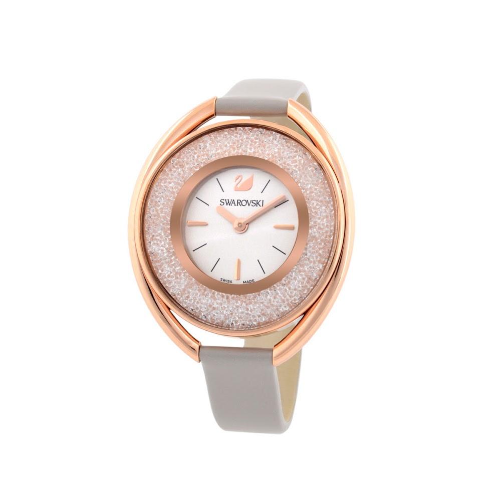 スワロフスキー SWAROVSKI 5158544 Crystalline Oval (クリスタルライン・オーバル) 腕時計【送料無料】