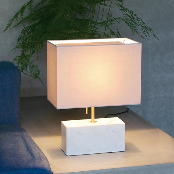 照明 テーブルランプ LED対応 LED Marezzo マレッゾ LT3721WH ディクラッセ ランプ ベッドランプ(代引不可)【送料無料】