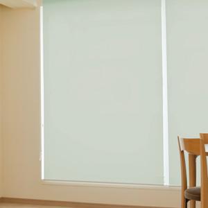日本製 ロールスクリーン オーダー 1cm単位 リーズナブル 幅25~40cm 高さ30~90cm タチカワブラインドグループ(代引不可)【送料無料】