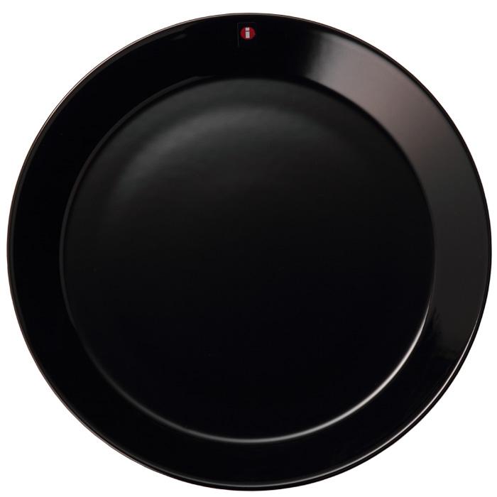 North European tableware イッタラ iittala TEEMA plate flat BLACK ティーマプレートブラック 26cm fashion kitchen present present  sc 1 st  Rakuten & rcmdse | Rakuten Global Market: North European tableware イッタラ ...