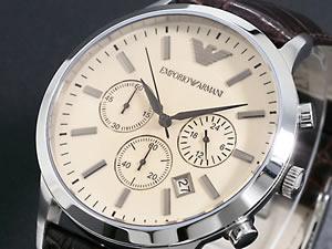 エンポリオアルマーニ E.ARMANI AR2433 腕時計メンズ レディース ギフト プレゼント ブランド カジュアル おしゃれ【送料無料】