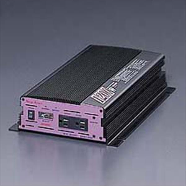 New-Era(ニューエラー) 正弦波タイプ 12V用DC-AC インバータ 1200W 【SAS-1200】【送料無料】