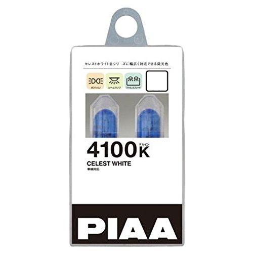 PIAA 白熱球(カラーバルブ) セレストホワイト 4100K G14 HXG14 PIAA 白熱球(カラーバルブ) セレストホワイト 4100K G14 HXG14
