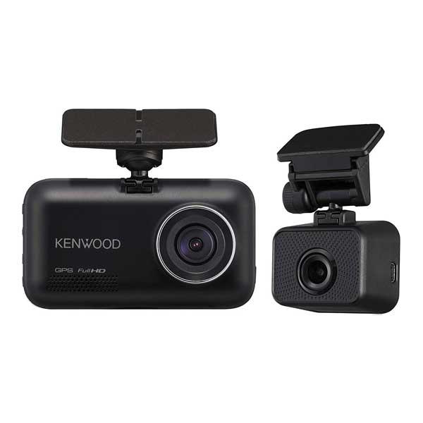 KENWOOD ケンウッド 前後撮影対応 2カメラドライブレコーダー DRV-MR745 スタンドアローン型 ドラレコ【送料無料】