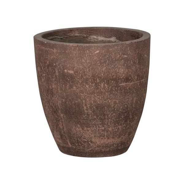 【コーテス ラウンド Lサイズ】 植木鉢 プランター おしゃれ シンプル 自然 鉢 ガーデン ポット(代引不可)【送料無料】