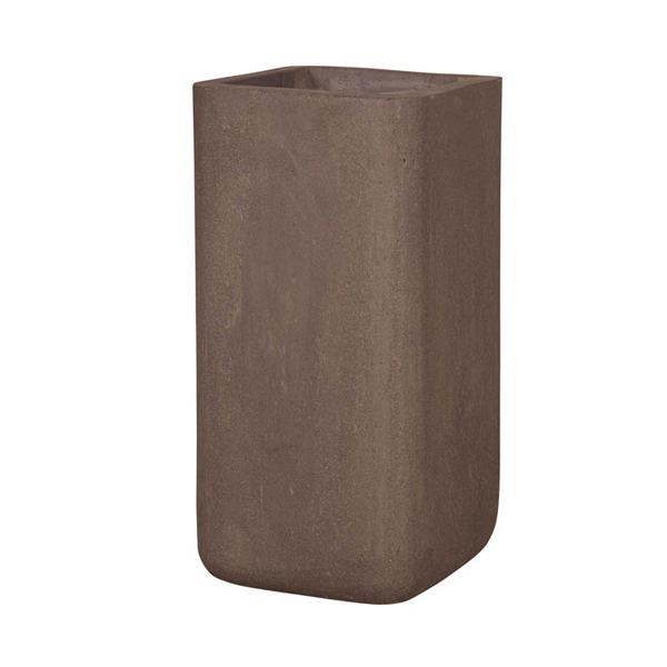【コーテス タワー Lサイズ】 植木鉢 プランター おしゃれ シンプル 自然 鉢 ガーデン ポット(代引不可)【送料無料】