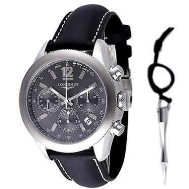 LONGINES ロンジン グランヴィテス L3.635.4.06.0 メンズ 腕時計【送料無料】