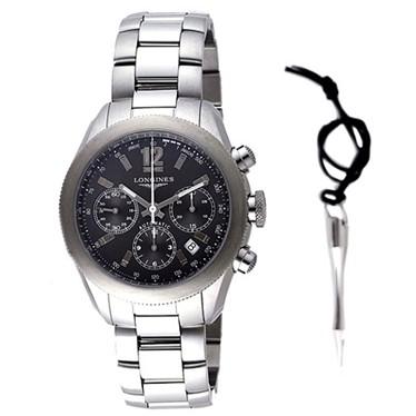 LONGINES ロンジン グランヴィテス L3.635.4.06.6 メンズ 腕時計【送料無料】