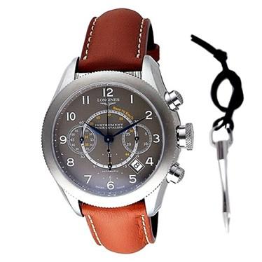 LONGINES ロンジン グランヴィテス L3.635.4.93.0 メンズ 腕時計【送料無料】