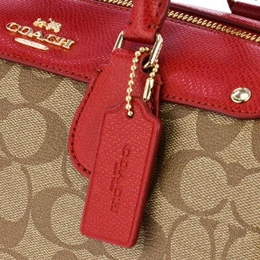 COACH OUTLET コーチ F36187 IME7P 1 手提げバッグ レディース 送料無料OiPXukZT