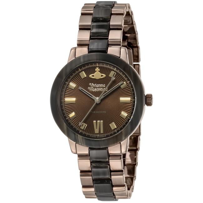 VivienneWestwood ヴィヴィアン・ウエストウッド VV165BRBR ブランド 時計 腕時計 レディース 誕生日 プレゼント ギフト()【送料無料】