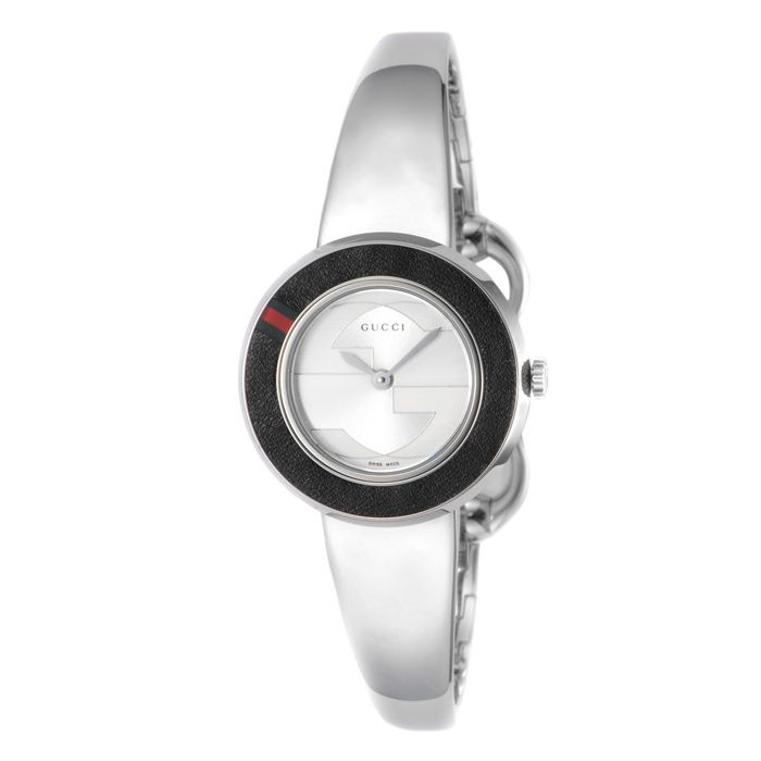GUCCI グッチ YA129516-SET-BKGBG ブランド 時計 腕時計 レディース 誕生日 プレゼント ギフト カップル()【送料無料】