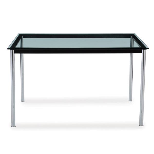 ル・コルビジェ LC10テーブル[W120xD120xH72cm](代引不可)【送料無料】